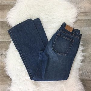 J Crew Bootcut Jeans Size 2